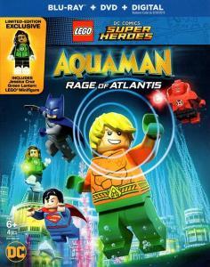 LEGO DC Super Heroes: Aquaman: Rage of Atlantis